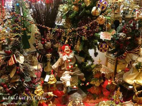 クリスマスの装飾の写真
