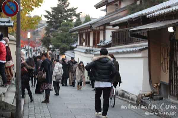 ねねの道(京都)の写真
