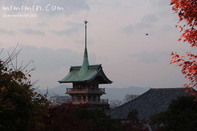 大雲院の祇園閣の画像