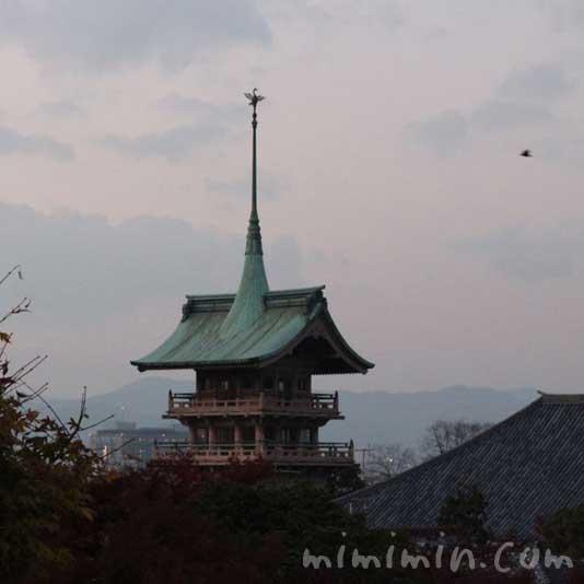 祇園閣(大雲院)京都の写真
