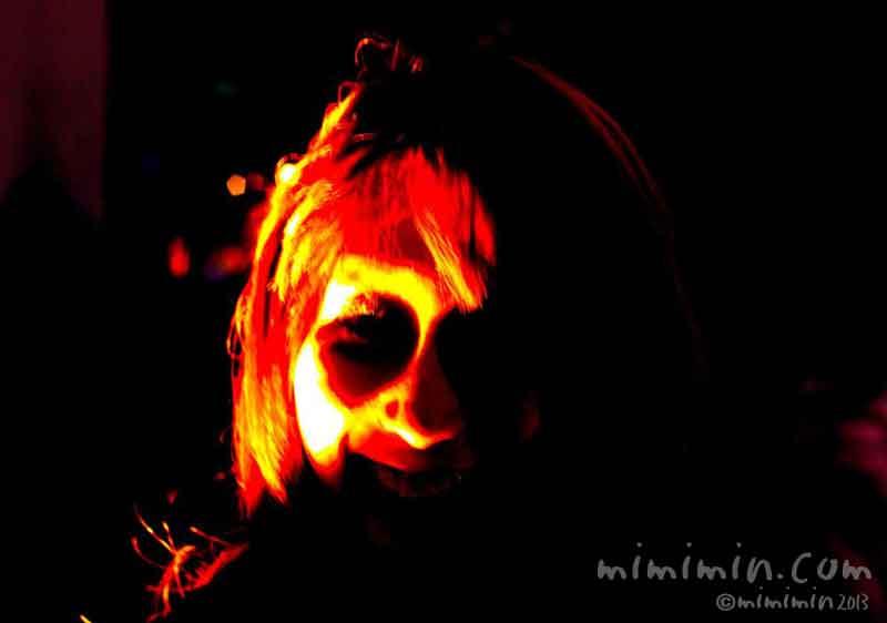 ライトアップの写真