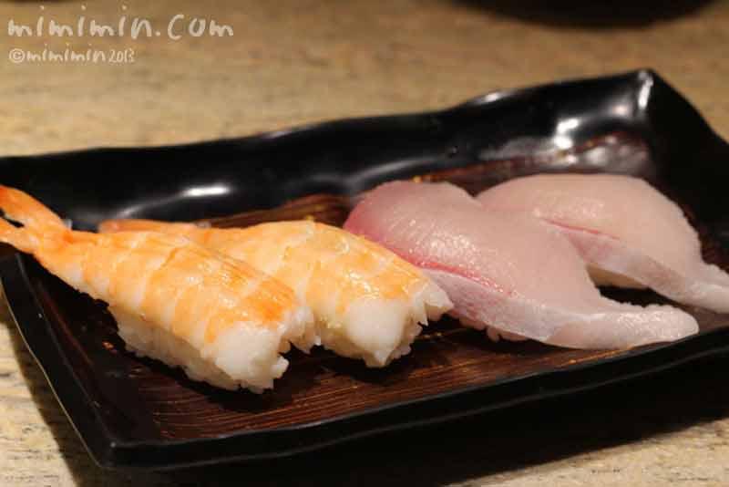 CHOJIROのにぎり寿司の写真