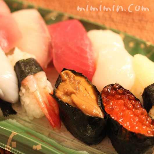 美登利寿司の竹にぎりの画像