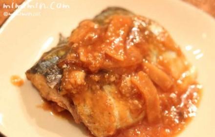サバの味噌煮(レシピ)の画像