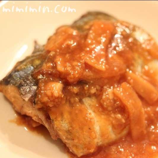 鯖の味噌煮(簡単レシピ)の写真