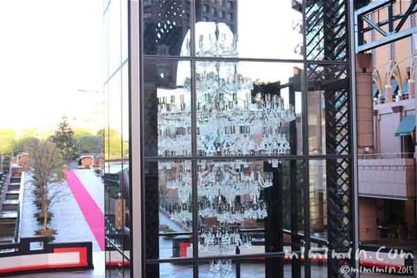 恵比寿ガーデンプレイスのバカラ(昼)の写真
