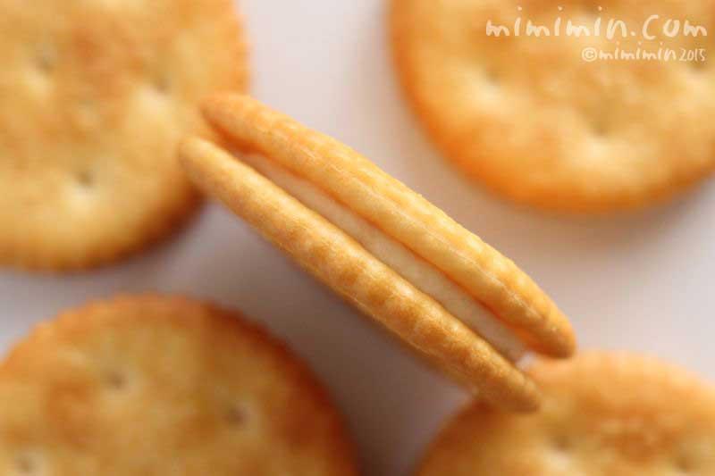 トリュフ香るチェダーチーズ(リッツ)の画像