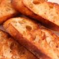 フライパンで作るバタートーストの画像