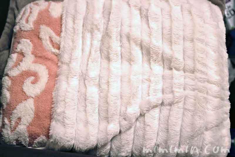 犬の布団の画像