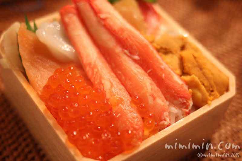 北のまつり寿司弁当の画像