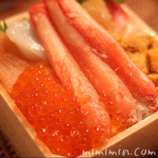 北海岸の北のまつり寿司弁当の写真