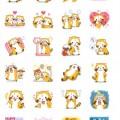LOVE☆ラスカルと世界名作劇場 LINEスタンプの画像