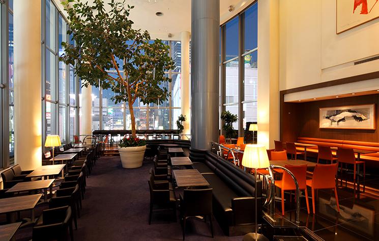 エスタシオンカフェの画像