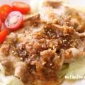 豚の味噌だれ生姜焼きの画像