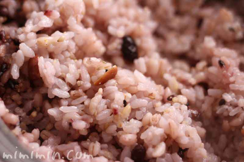 雑穀米の画像