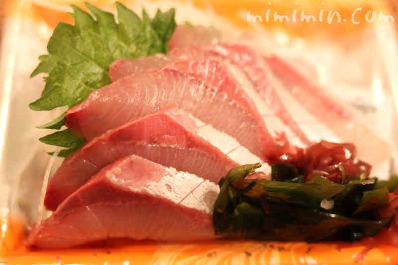 ぶり刺し身 鹿児島県産の画像