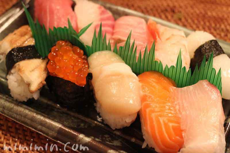 お寿司 握りの画像