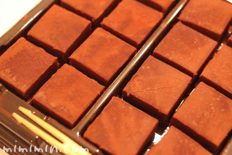 生チョコレート モンテールの画像