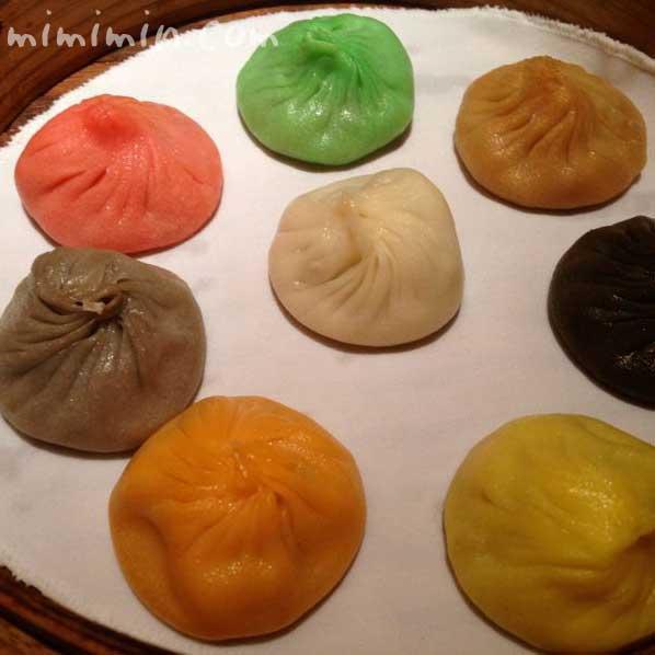 8色小籠包・パラダイス ダイナシティの画像