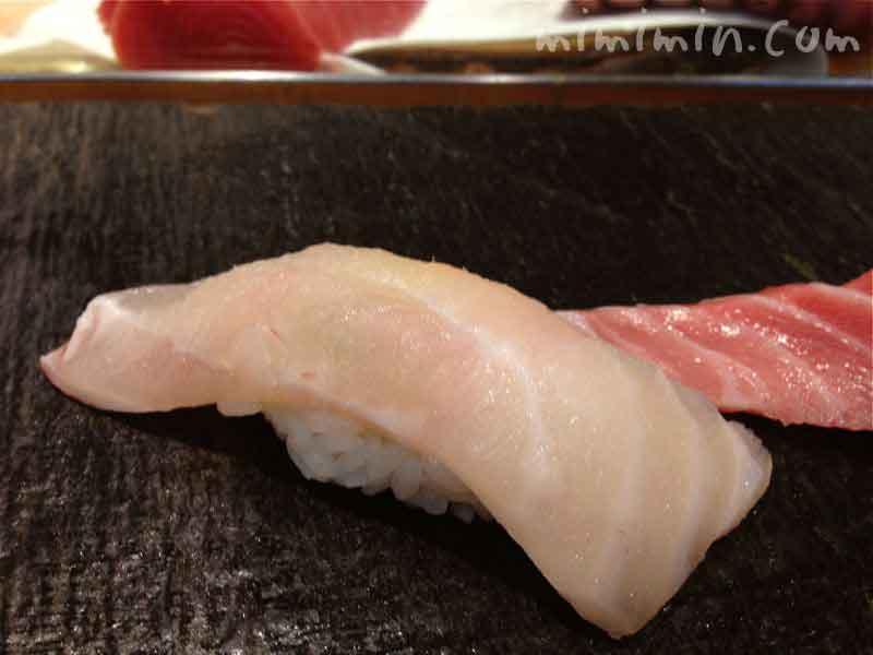 白身魚の握り 美登利総本店 梅丘本館の画像