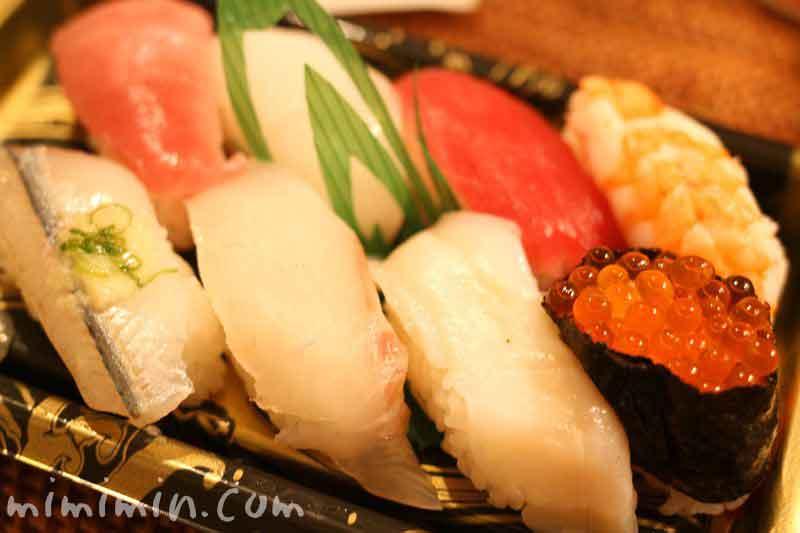 寿司 かげんの画像