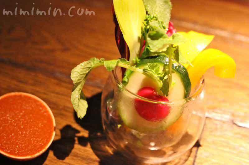 野菜とトマト味噌 ナカモグロの写真