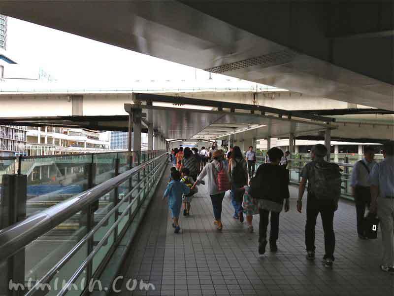 横浜ポートサイド公園のアクセスの画像