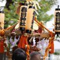 目黒三田春日神社のおみこしの画像