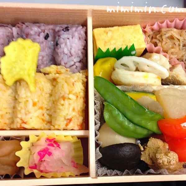 秋の日本の味博覧の画像