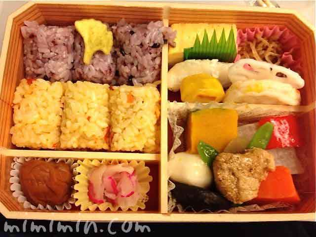 日本の味博覧 秋(新幹線の駅弁)の画像