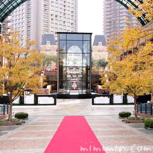 恵比寿ガーデンプレイスのバカラのシャンデリア 2016の写真