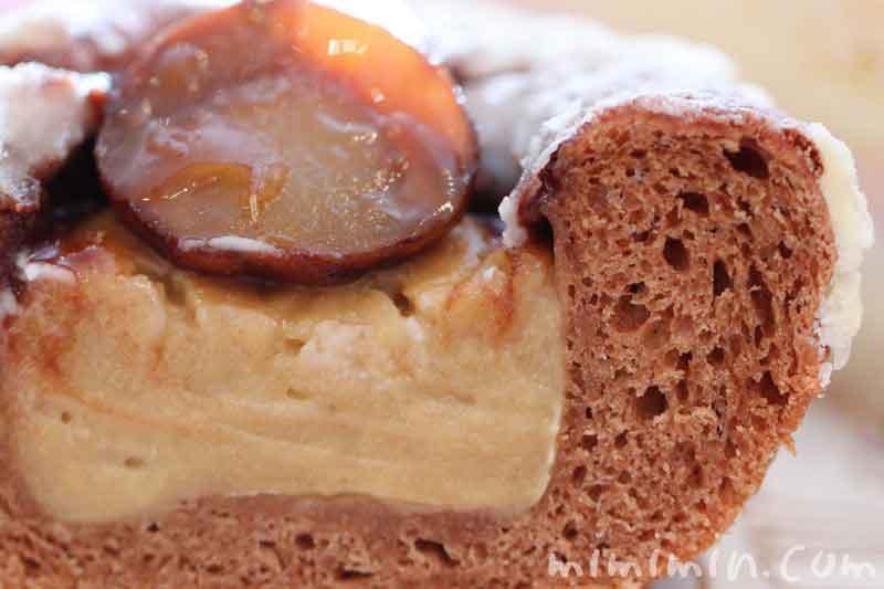 ジョエル・ロブションのマロンクリームパン