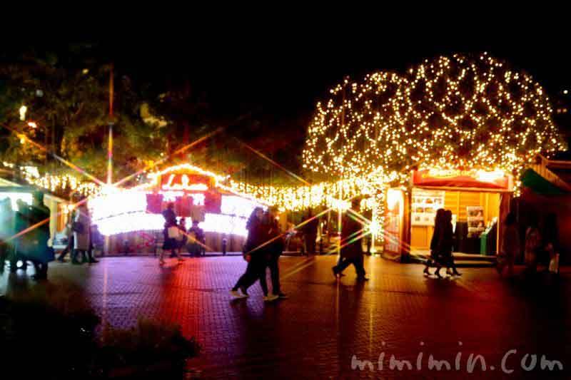 恵比寿ガーデンプレイス・クリスマスのショップ