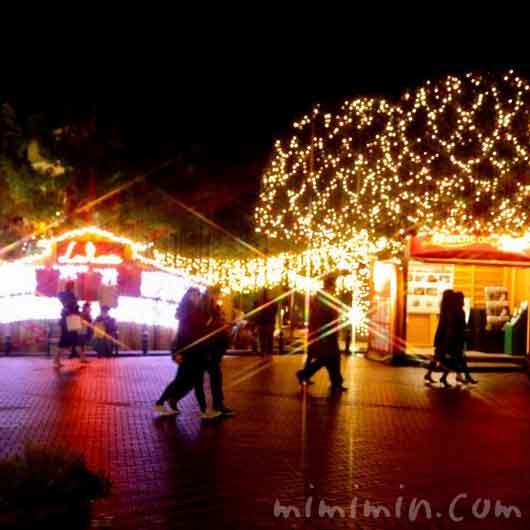 恵比寿ガーデンプレイス・クリスマス限定のショップの画像