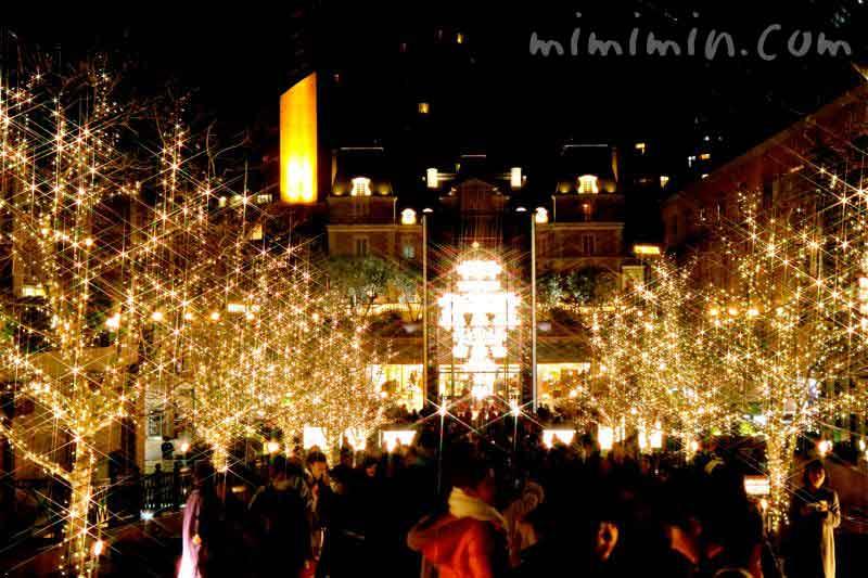 恵比寿ガーデンプレイス・クリスマスイルミネーション