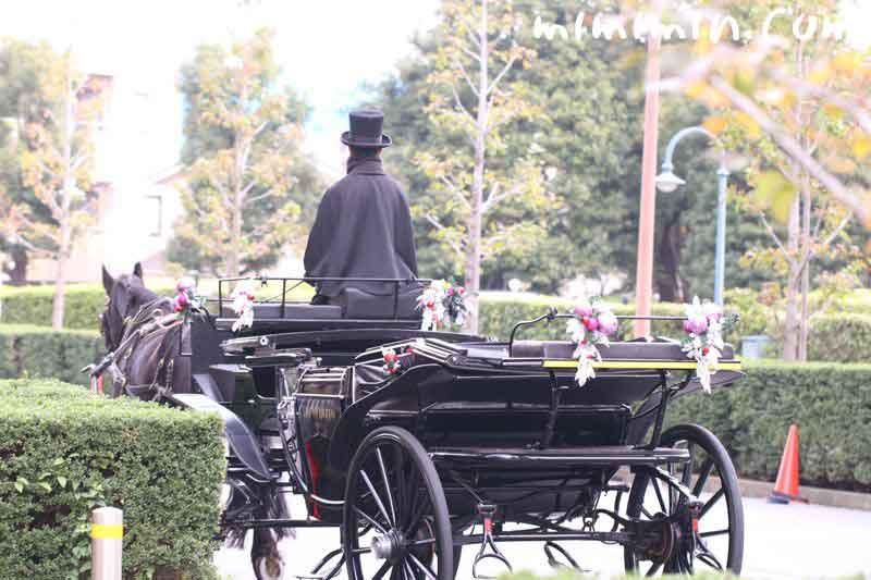 恵比寿の馬車・ウェスティンホテルの結婚式の画像