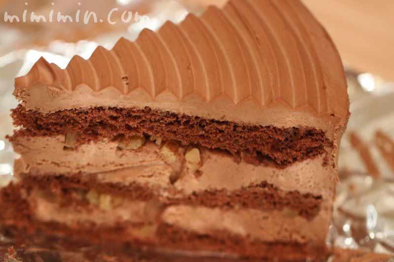 チョコレートケーキ・ハーブスの画像