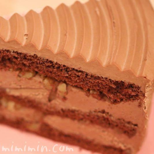 ハーブス・チョコレートケーキ(季節のケーキ)の写真