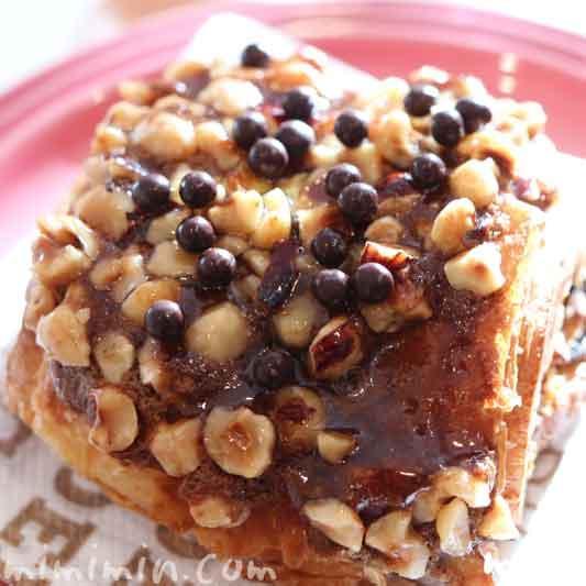 ジョエルロブションの菓子パン カフェショコラの写真