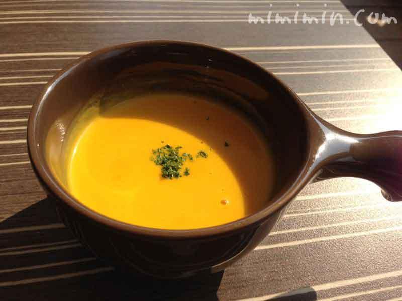 俺のベーカリー&カフェのかぼちゃスープの画像