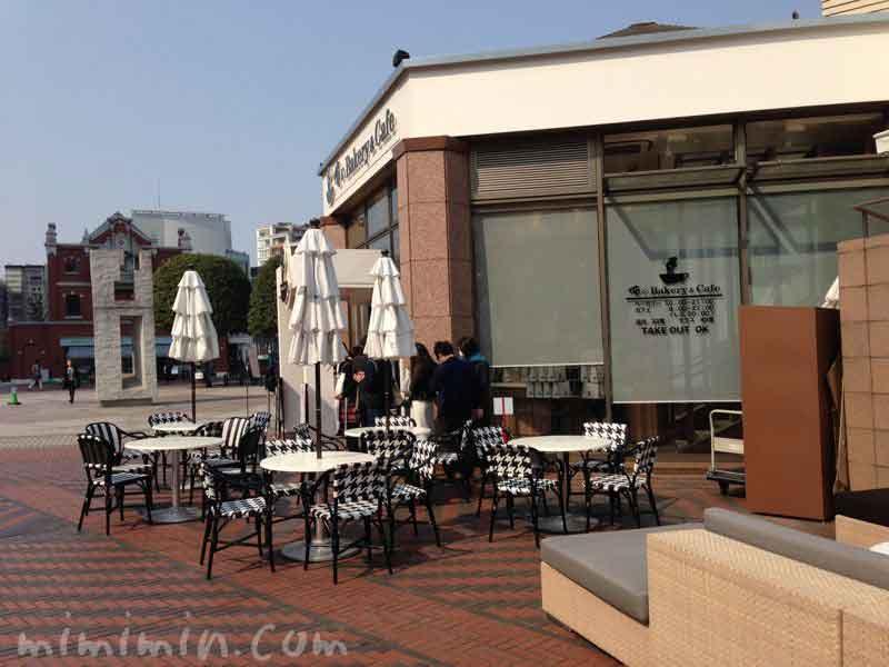 俺のベーカリー&カフェの1階(恵比寿ガーデンプレイス)