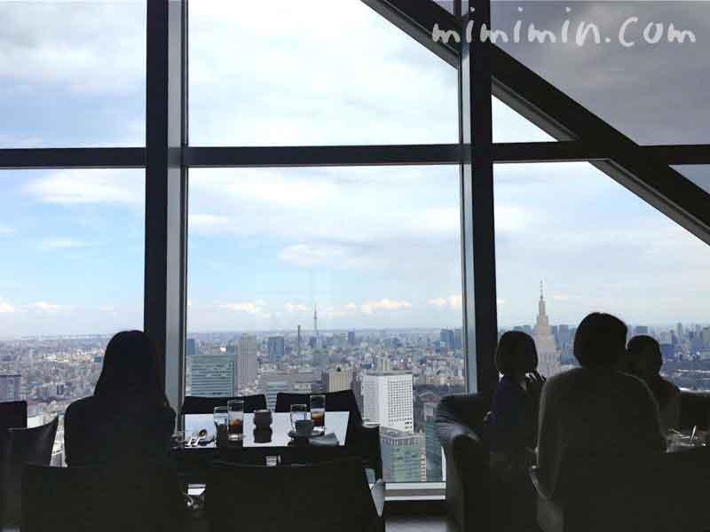 新宿パークハイアット・ニューヨーク・グリルのランチの画像