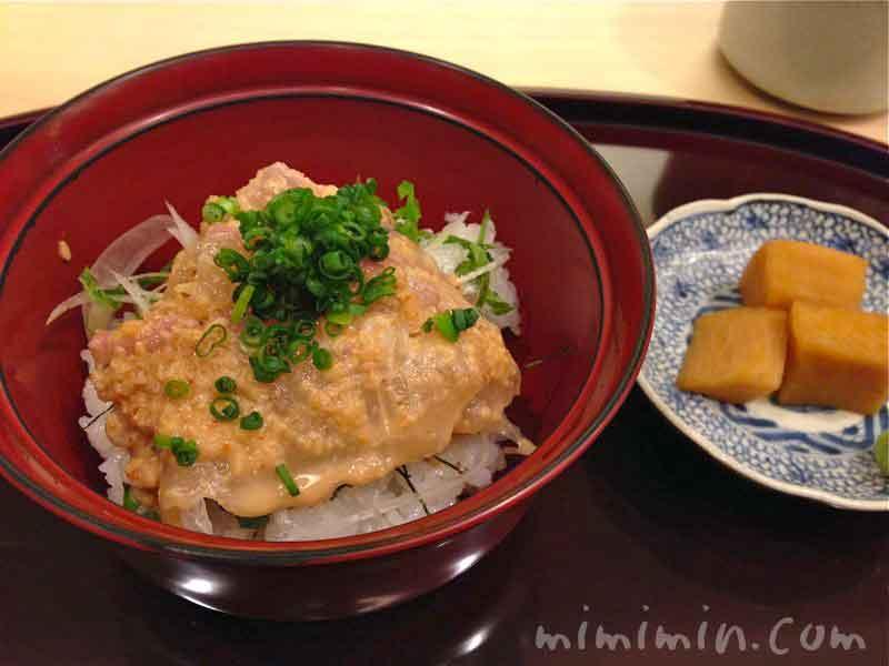京しずく(恵比寿)のランチの鯛茶漬けコースの写真