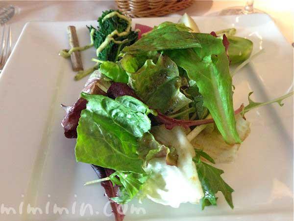 三笠會館 トラットリア メッツァニィノ サラダの写真