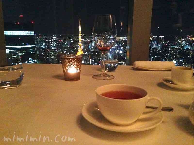 紅茶・リッツカールトン・タワーズの写真