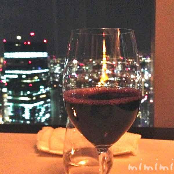 赤ワイン・リッツカールトン東京・タワーズの画像