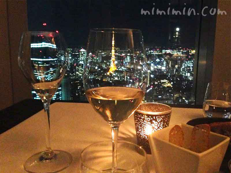 リッツカールトン・タワーズのワインの画像