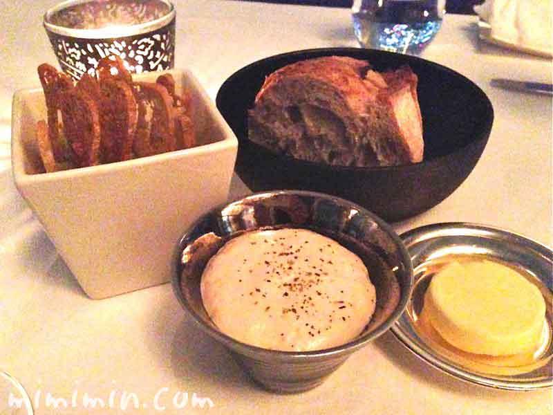 リッツカールトン・タワーズのパンの写真