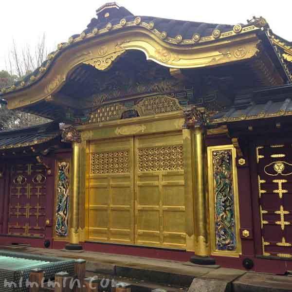 上野東照宮の画像