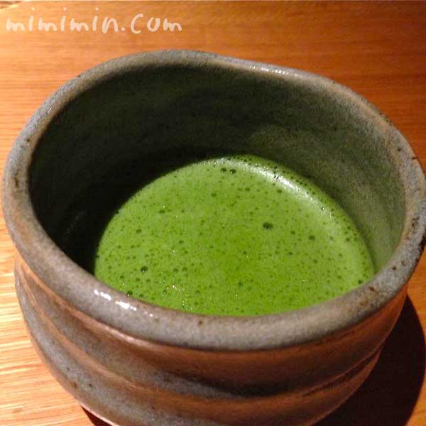 抹茶(井ざわ・赤坂)の写真